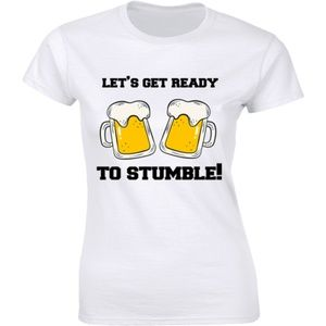 Let's Get Ready To Stumble St Patricks Day T-shirt